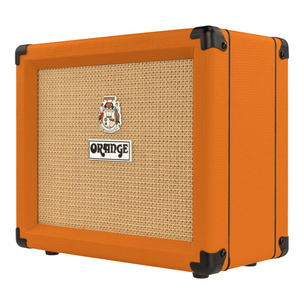 Orange Amplifiers Crush 20RT Reverb Tuner 20W 1x8 Guitar Combo Amp