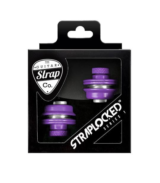 Straplocked Series 1 The Guitar Strap Co.