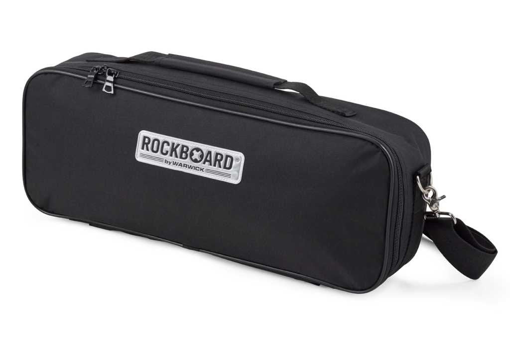 Warwick RockBoard DUO 2.1 Pedalboard with Gig Bag