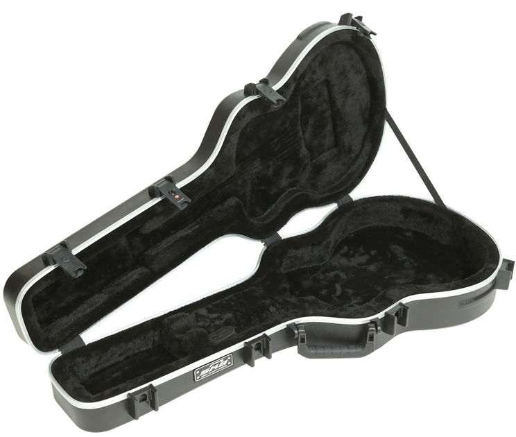 SKB GS Mini Hardshell Guitar Case - The Rock Inn - 1