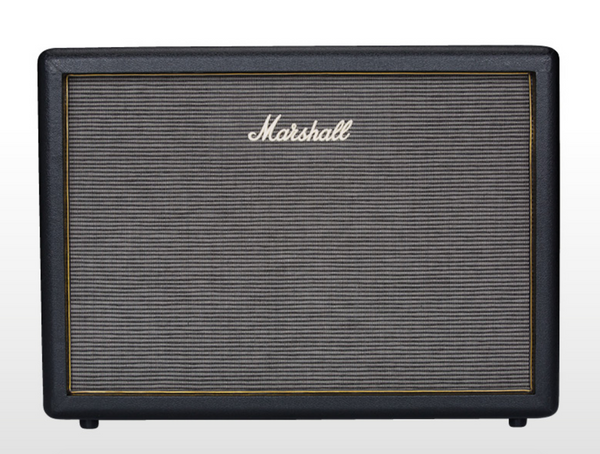 Marshall Origin212 160W 2x12 Guitar Speaker Cabinet Black