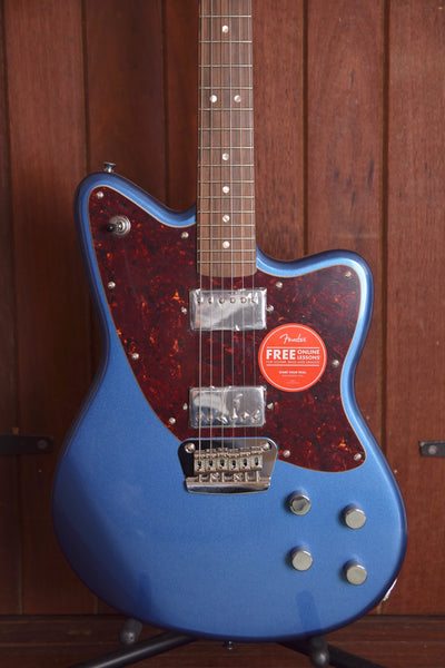 Squier Paranormal Toronado Electric Guitar Lake Placid Blue