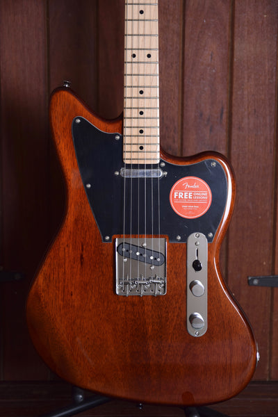 Squier Paranormal Offset Telecaster Electric Guitar Natural