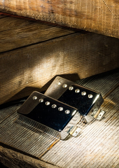 Lollar Pickups Low Wind Imperial Humbucker Pickup Nickel - Bridge