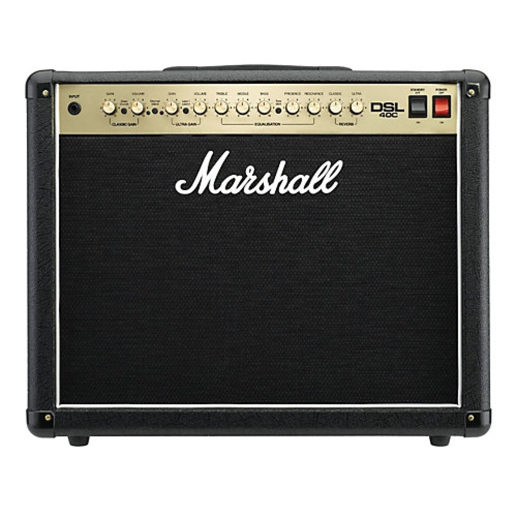 Marshall DSL40C All Valve 40 Watt Combo