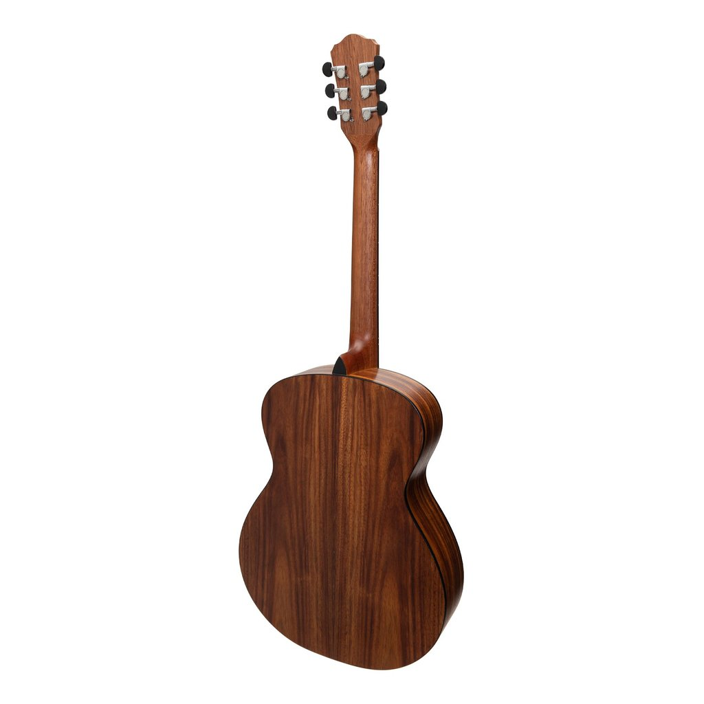 Martinez Small Body Acoustic-Electric Guitar Rosewood