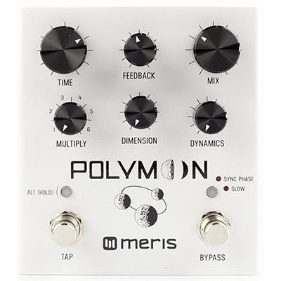 Meris Polymoon Modulated Delay Pedal