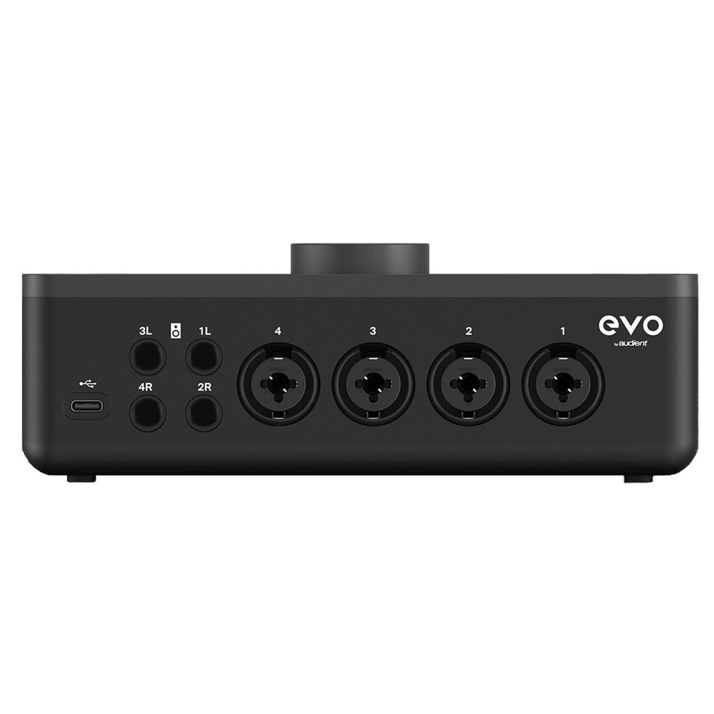 EVO 8 by Audient 4-in/4-out High Performance Audio Interface