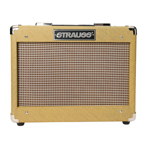 Strauss SVT-10 10 Watt Valve Combo Amplifier Tweed