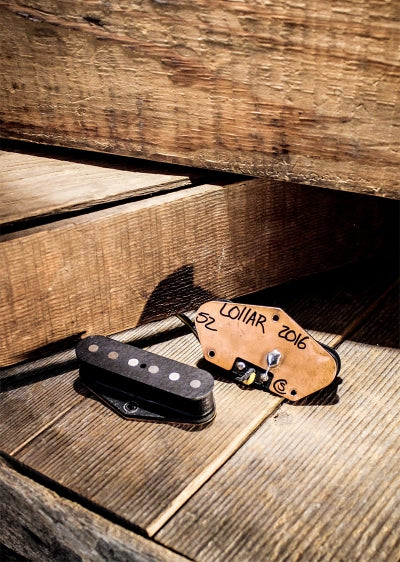 Lollar Pickups Tele '52 Pickup - Bridge Position