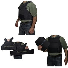 BULLETPROOF BODY ARMOR (Civilians, LEOs, DoD)