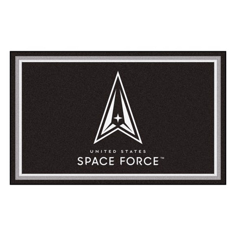 "U.S. Space Force 4x6 Rug - 44""x71"""