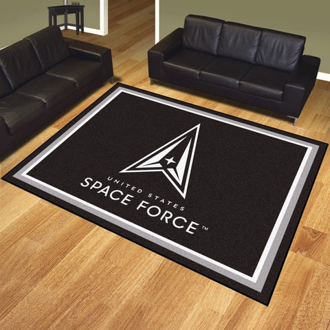 "U.S. Space Force 8x10 Rug - 87""x117"""