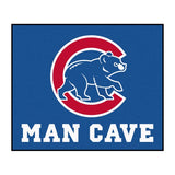 "Chicago Cubs Man Cave Tailgater - 59.5""x71"""
