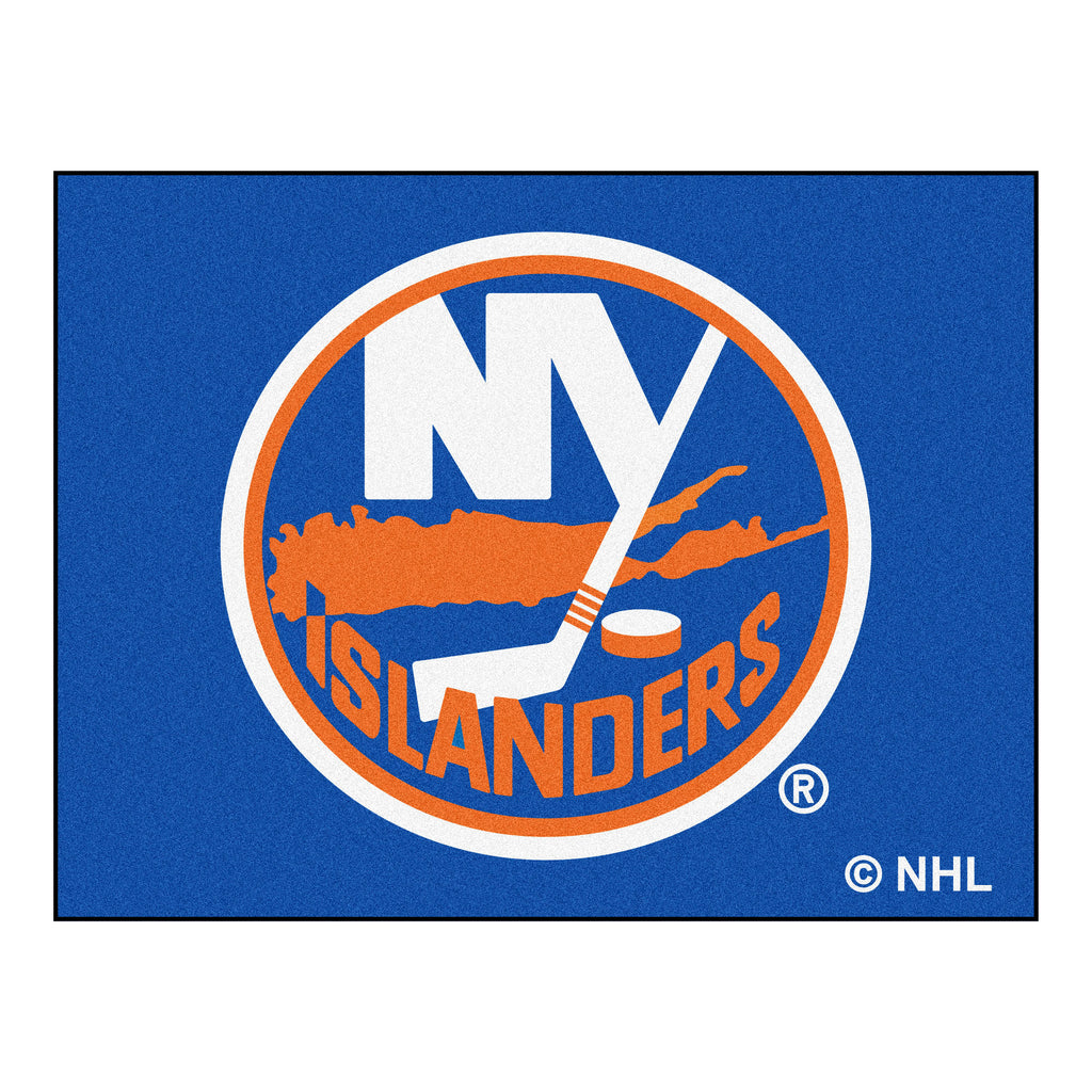 "NHL - New York Islanders All-Star Mat 33.75""x42.5"""