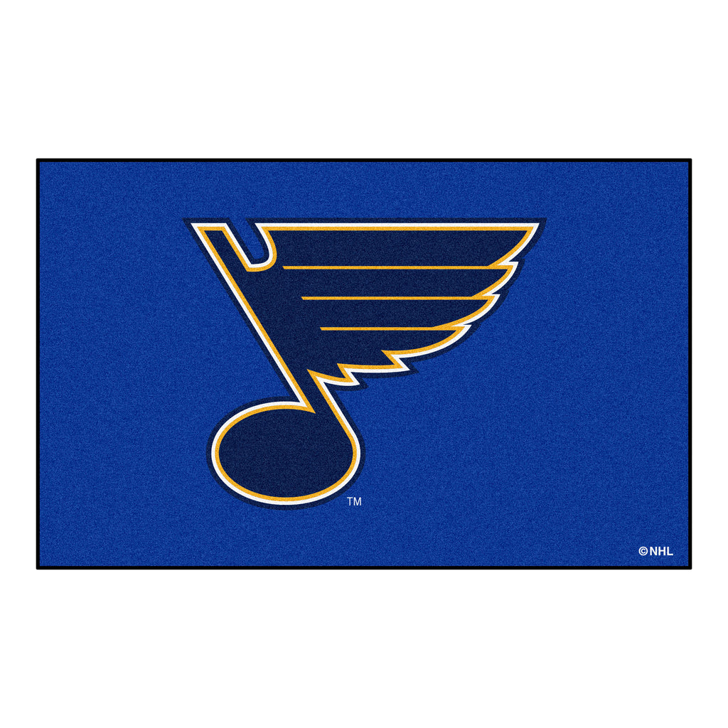 "NHL - St. Louis Blues Ulti-Mat 59.5""x94.5"""