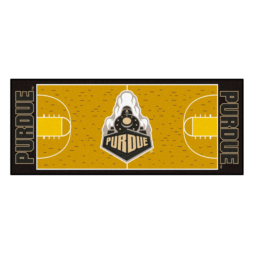 "Purdue University NCAA Basketball Runner 30""x72"""