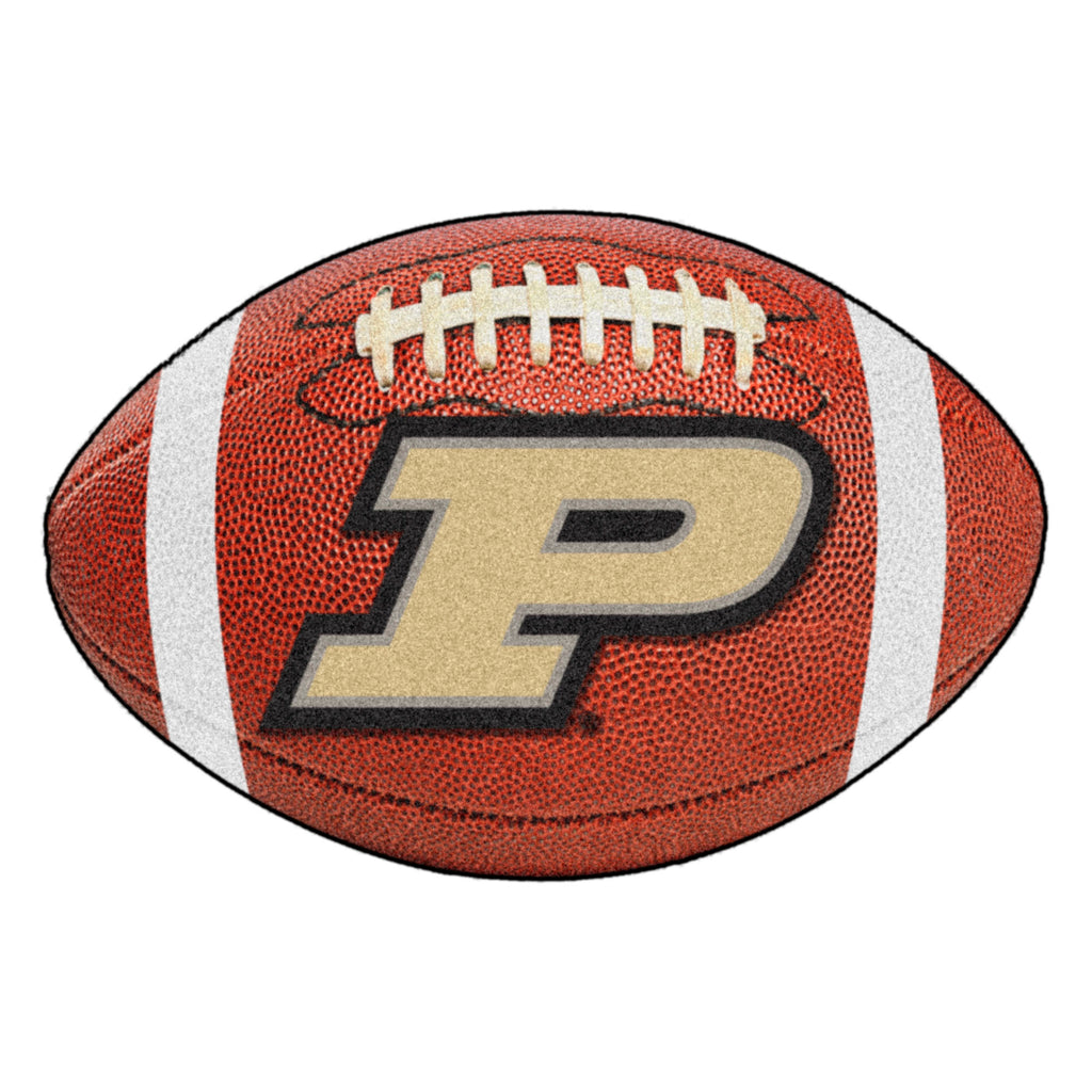 "Purdue University Football Mat 20.5""x32.5"""
