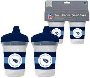 Tennessee Titans Sippy Cup 2 Pack
