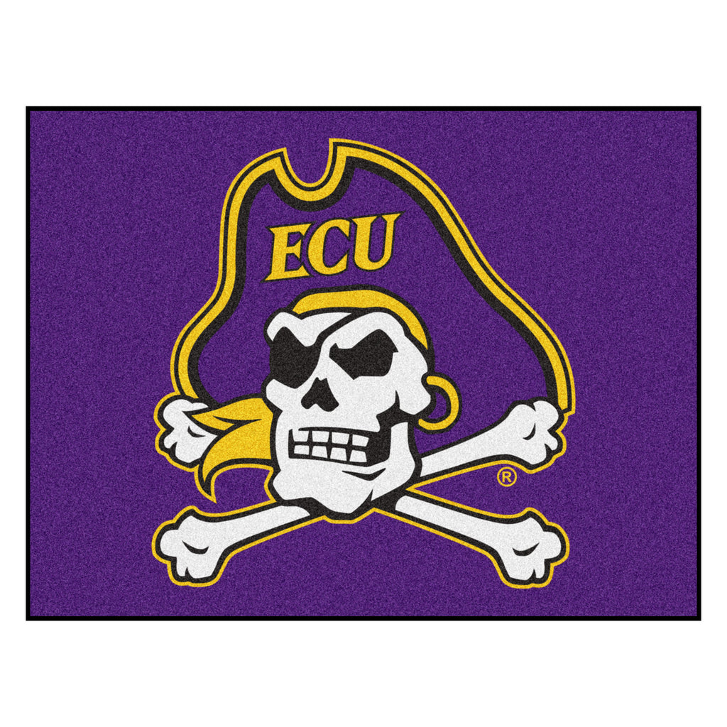 "East Carolina University All-Star Mat 33.75""x42.5"""