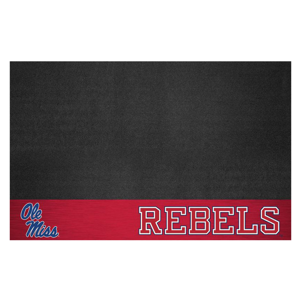 "University of Mississippi (Ole Miss) Grill Mat 26""x42"""