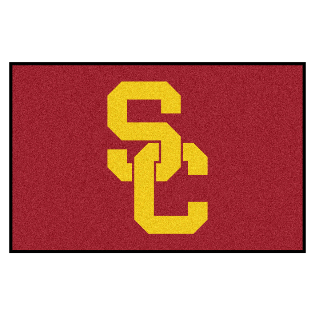 "University of Southern California Starter Mat 19""x30"""
