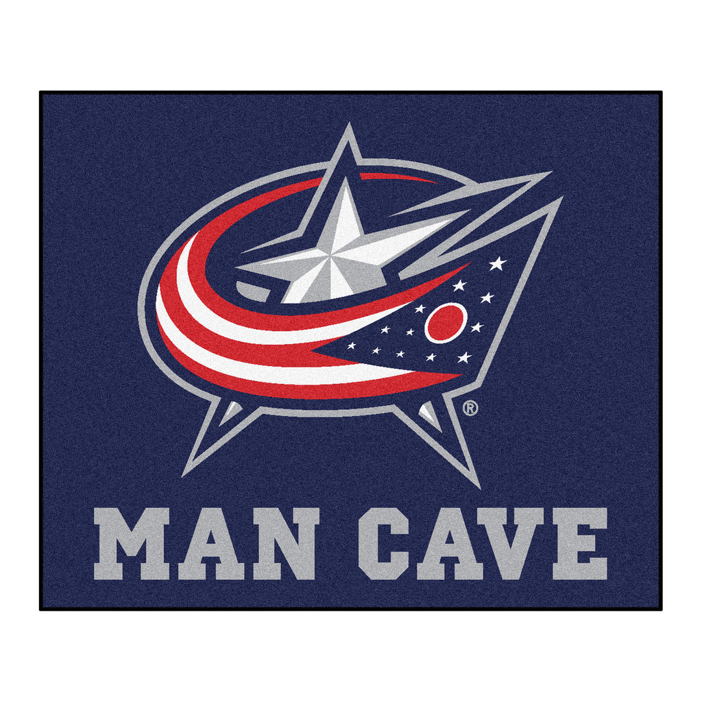 "NHL - Columbus Blue Jackets Man Cave Tailgater 59.5""x71"""