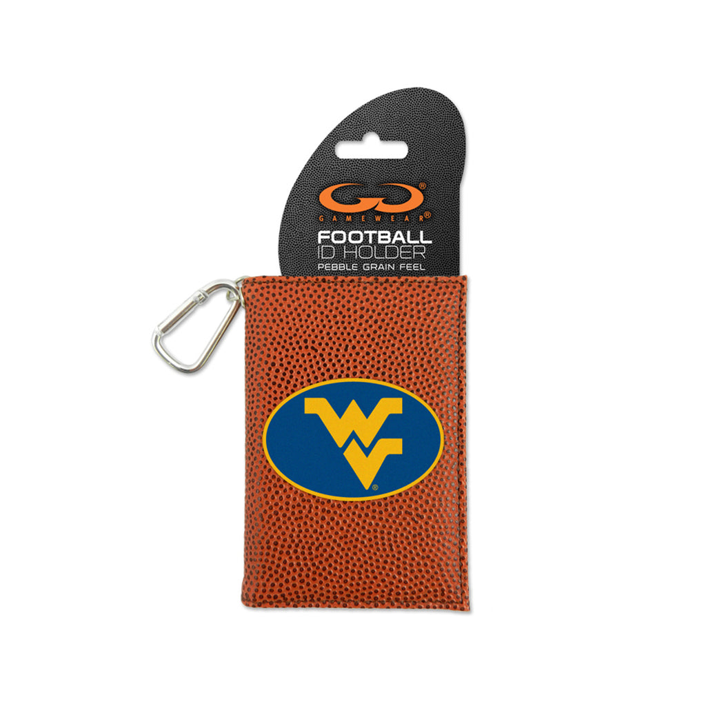West Virginia Mountaineers Classic Football ID Holder