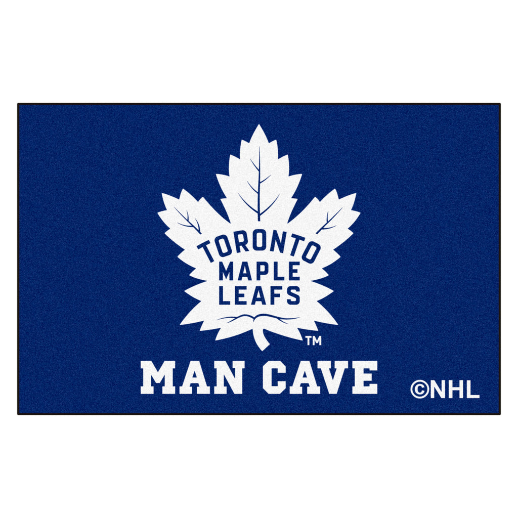 "NHL - Toronto Maple Leafs Man Cave Starter 19""x30"""