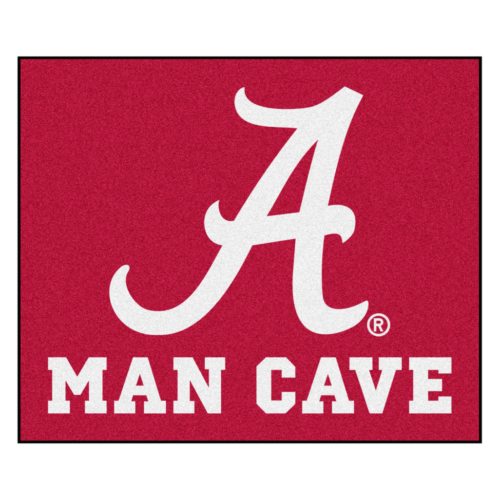 "University of Alabama Man Cave Tailgater 59.5""x71"""
