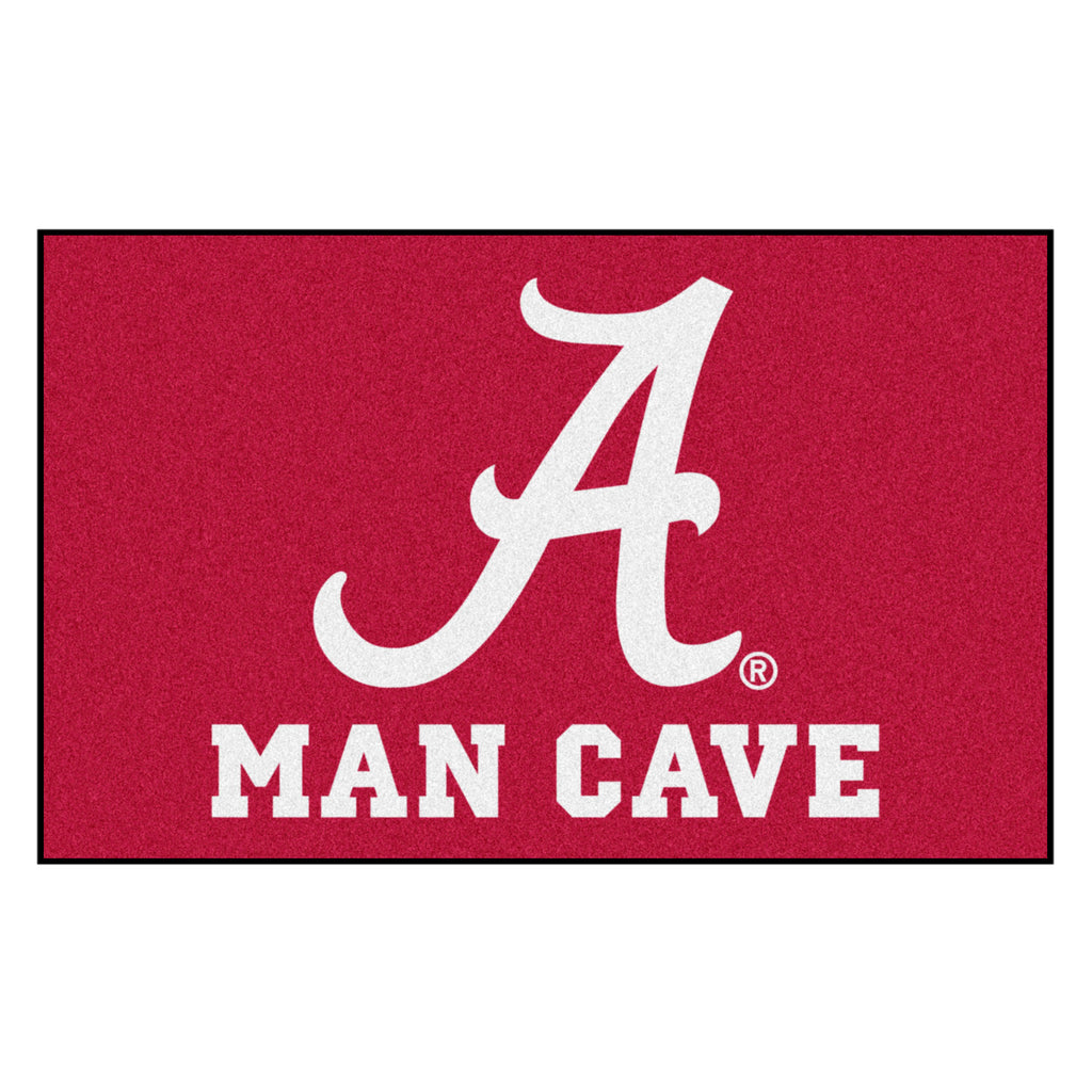 "University of Alabama Man Cave UltiMat 59.5""x94.5"""
