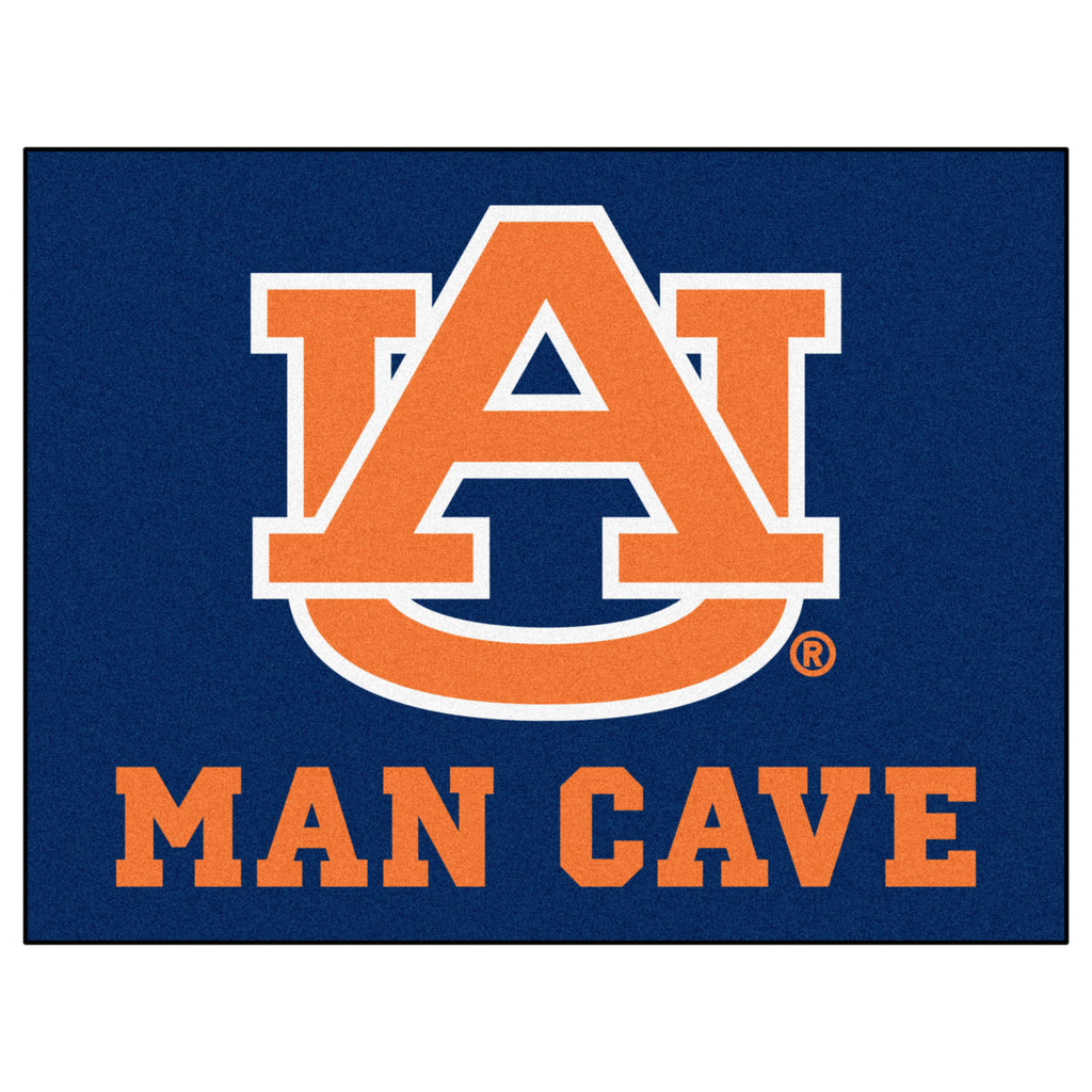 "Auburn University Man Cave All-Star 33.75""x42.5"""