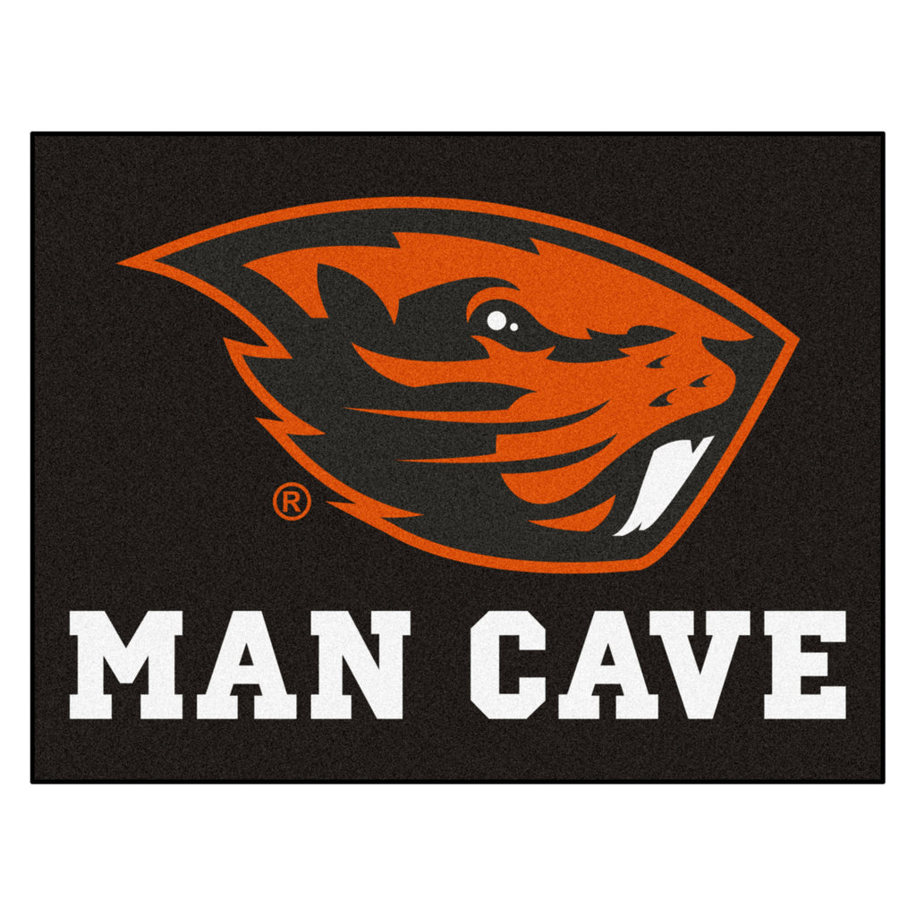 "Oregon State University Man Cave All-Star 33.75""x42.5"""