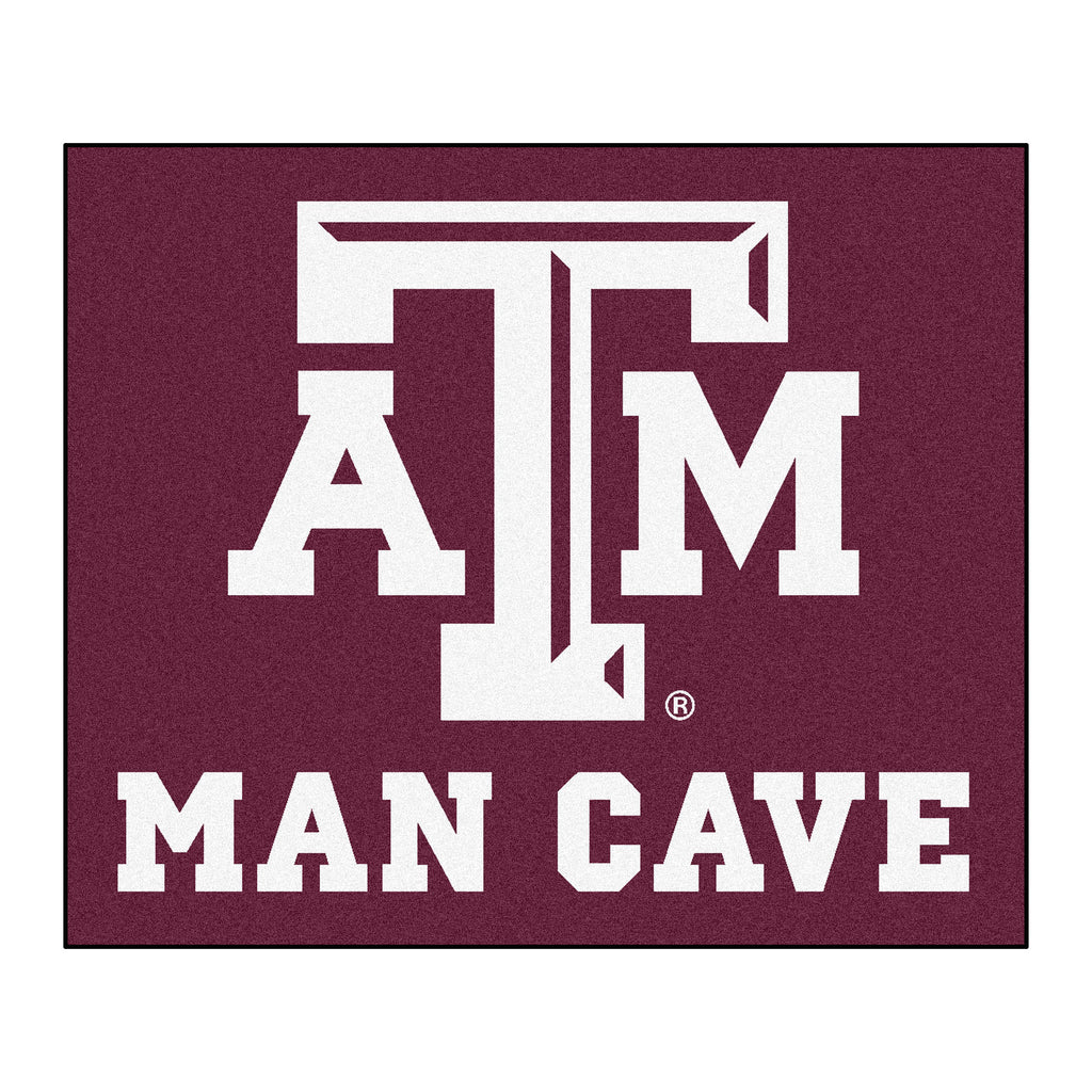 "Texas A&M University Man Cave Tailgater 59.5""x71"""