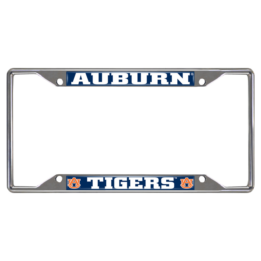 "Auburn University License Plate Frame 6.25""x12.25"""