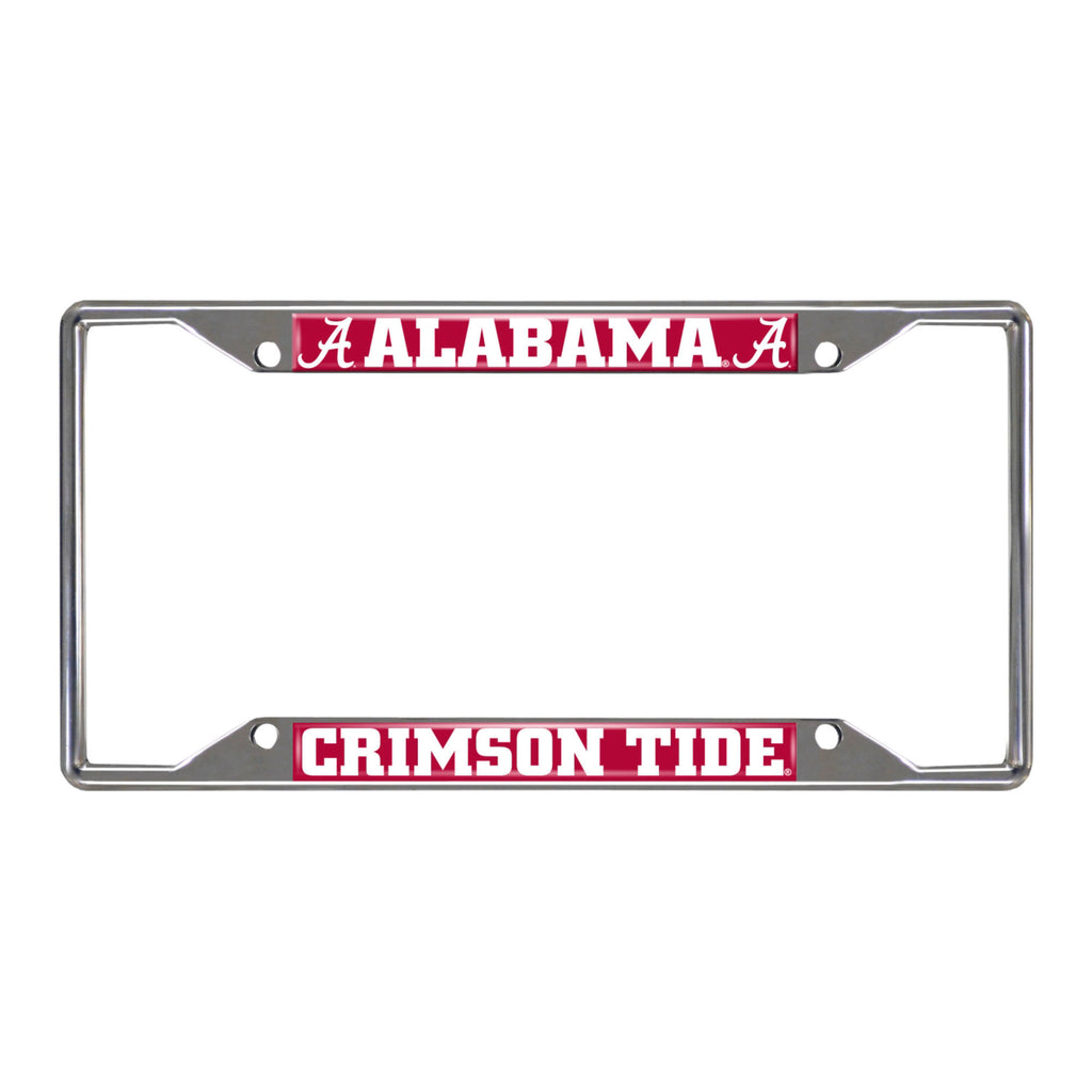 "University of Alabama License Plate Frame 6.25""x12.25"""