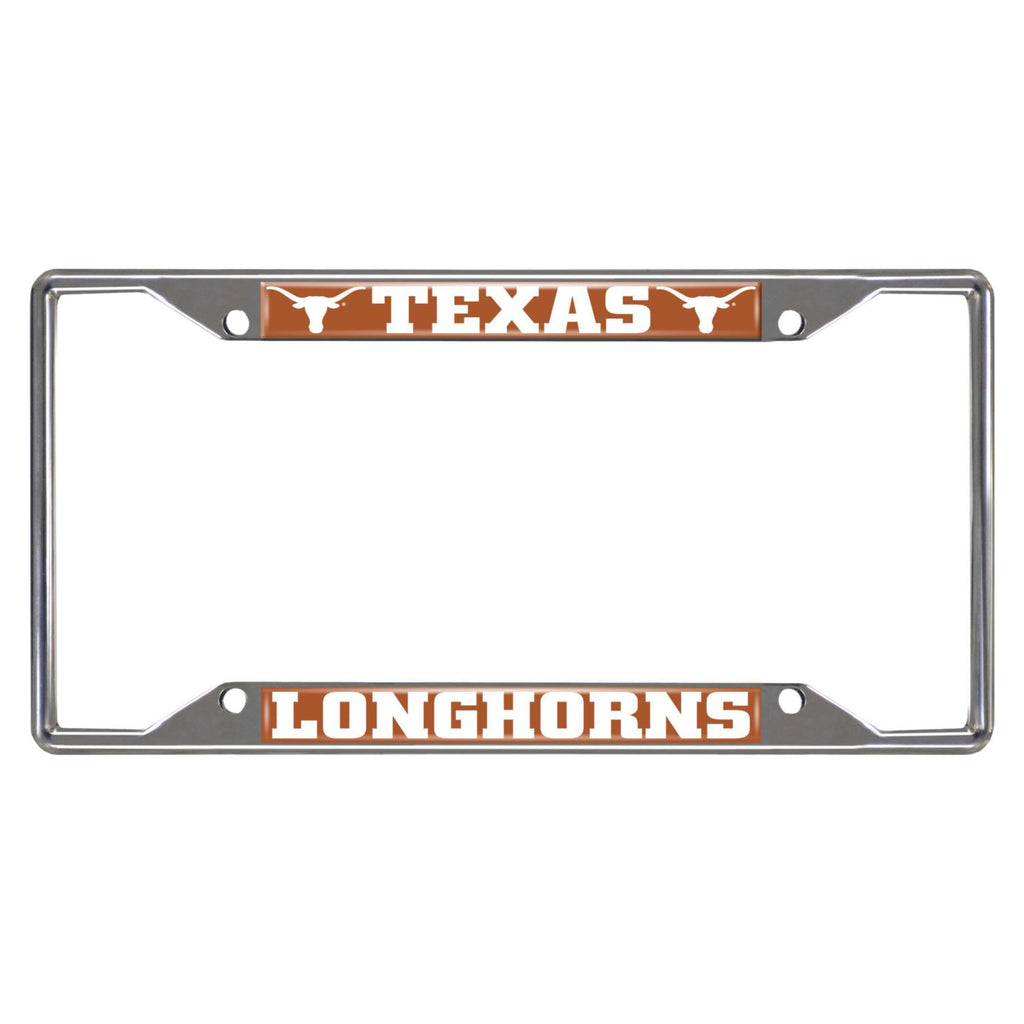 "University of Texas License Plate Frame 6.25""x12.25"""