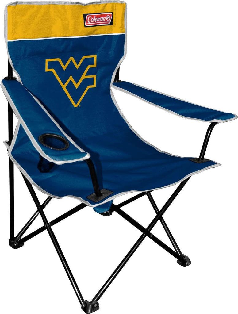 West Virginia Mountaineers Chair Coleman Quad