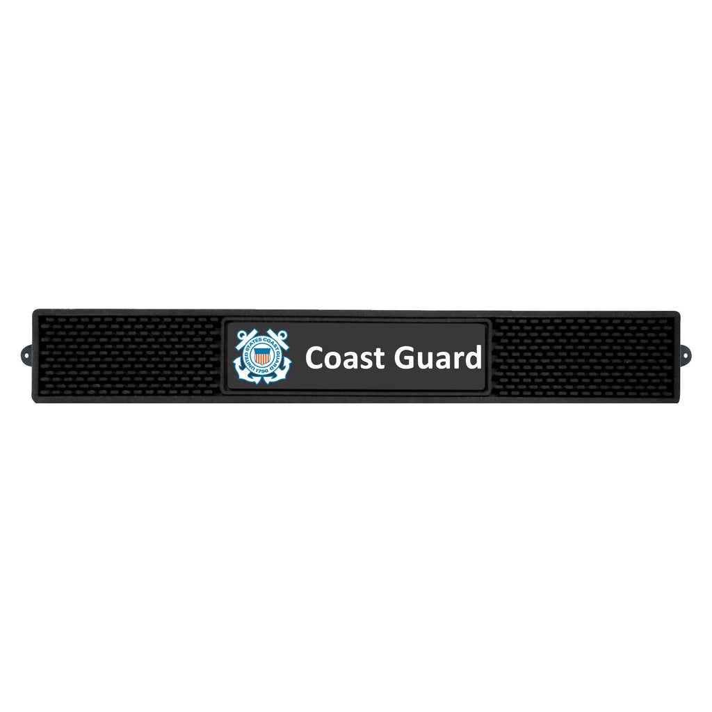 "U.S. Coast Guard Drink Mat 3.25""x24"""