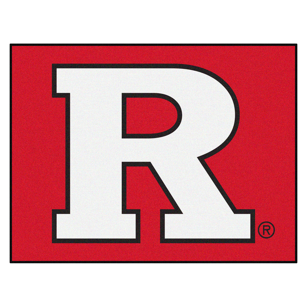 "Rutgers University All-Star Mat 33.75""x42.5"""
