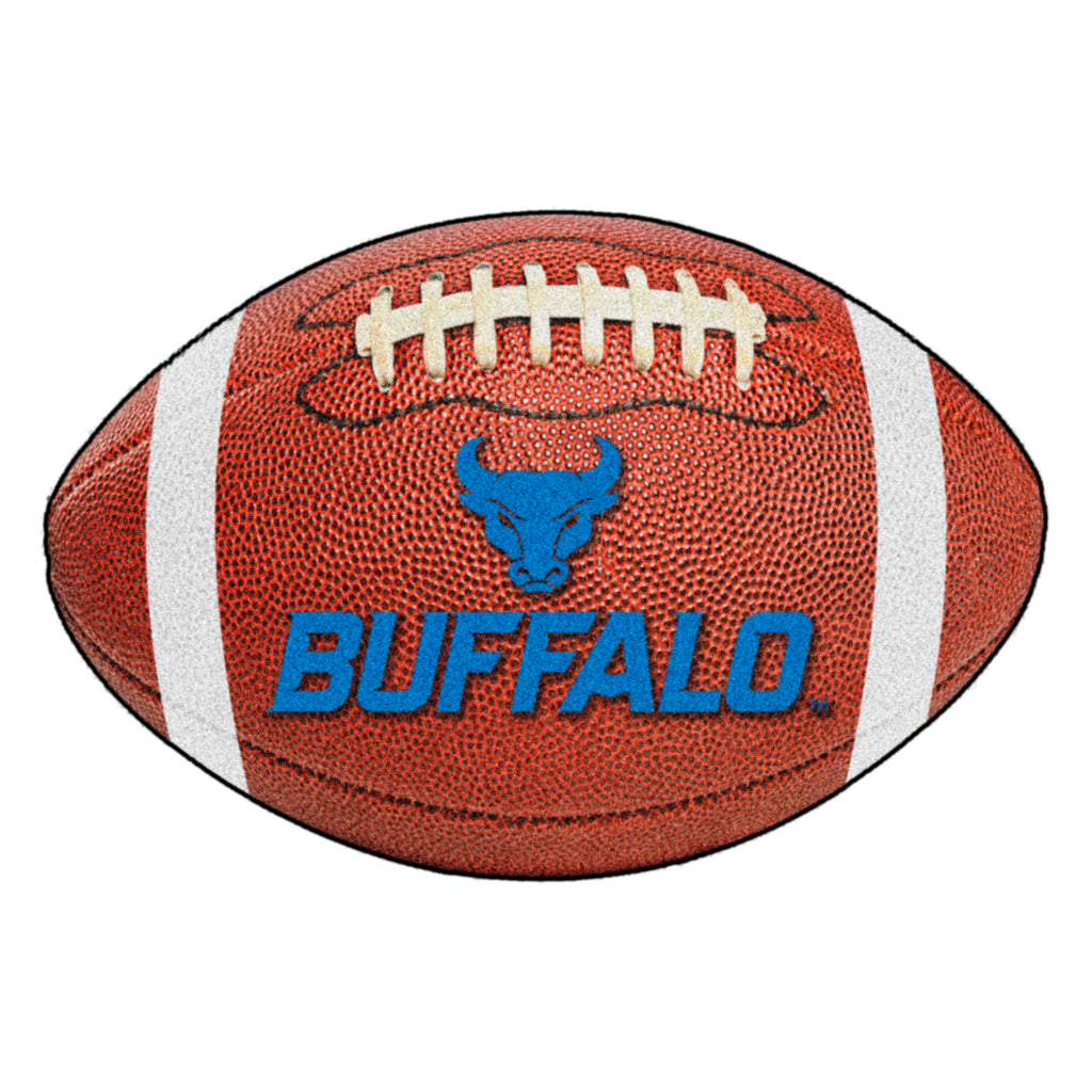 "State University of New York at Buffalo Football Mat 20.5""x32.5"""