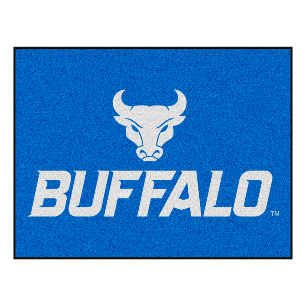 "State University of New York at Buffalo All-Star Mat 33.75""x42.5"""