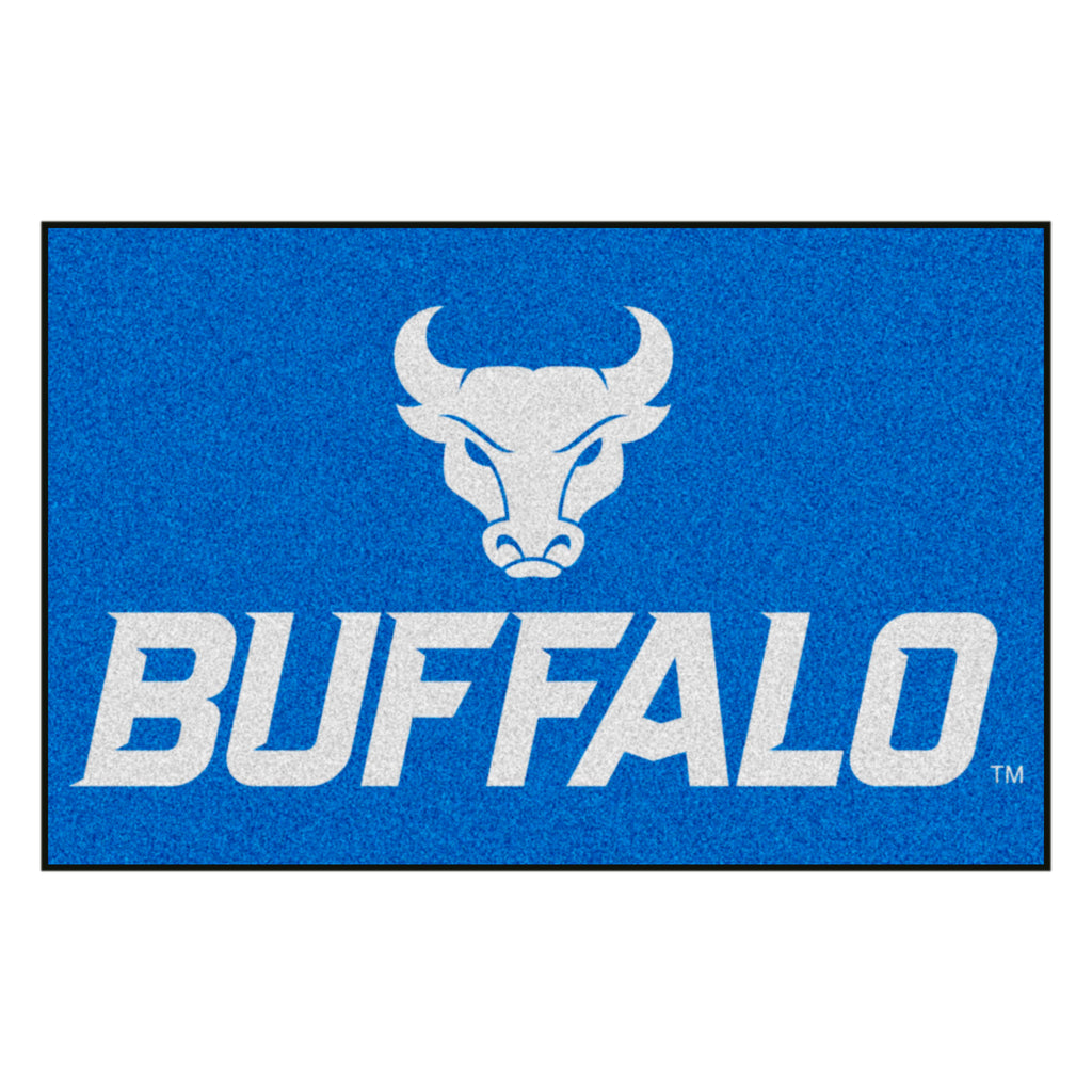 "State University of New York at Buffalo Starter Mat 19""x30"""