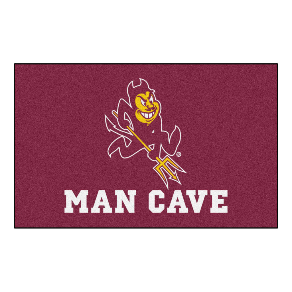 "Arizona State University Man Cave UltiMat 59.5""x94.5"""