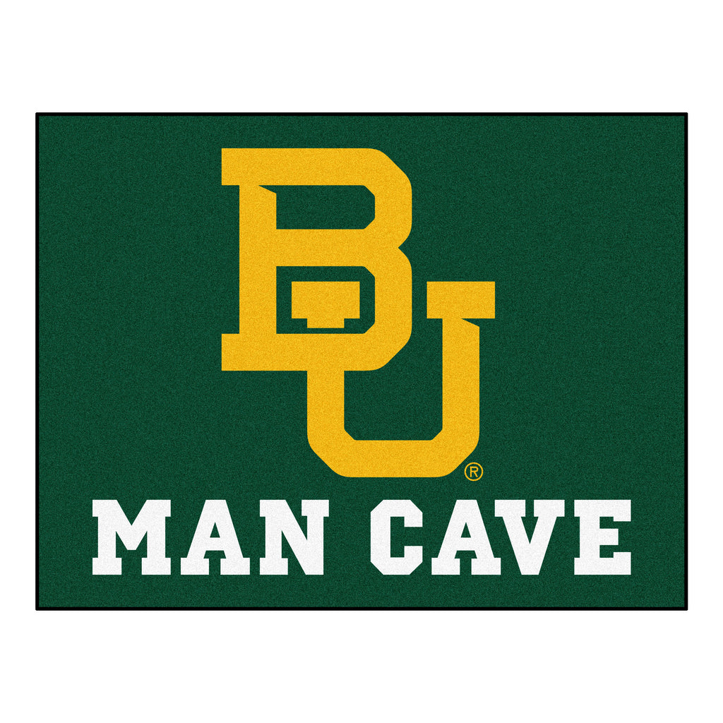 "Baylor University Man Cave All-Star 33.75""x42.5"""