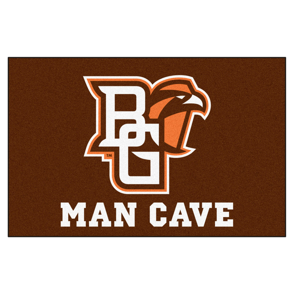 "Bowling Green State University Man Cave Starter 19""x30"""