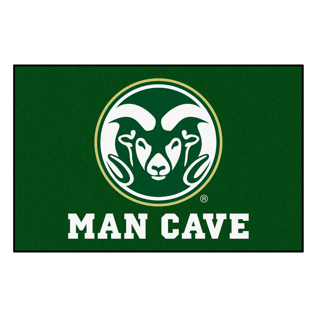 "Colorado State University Man Cave Starter 19""x30"""