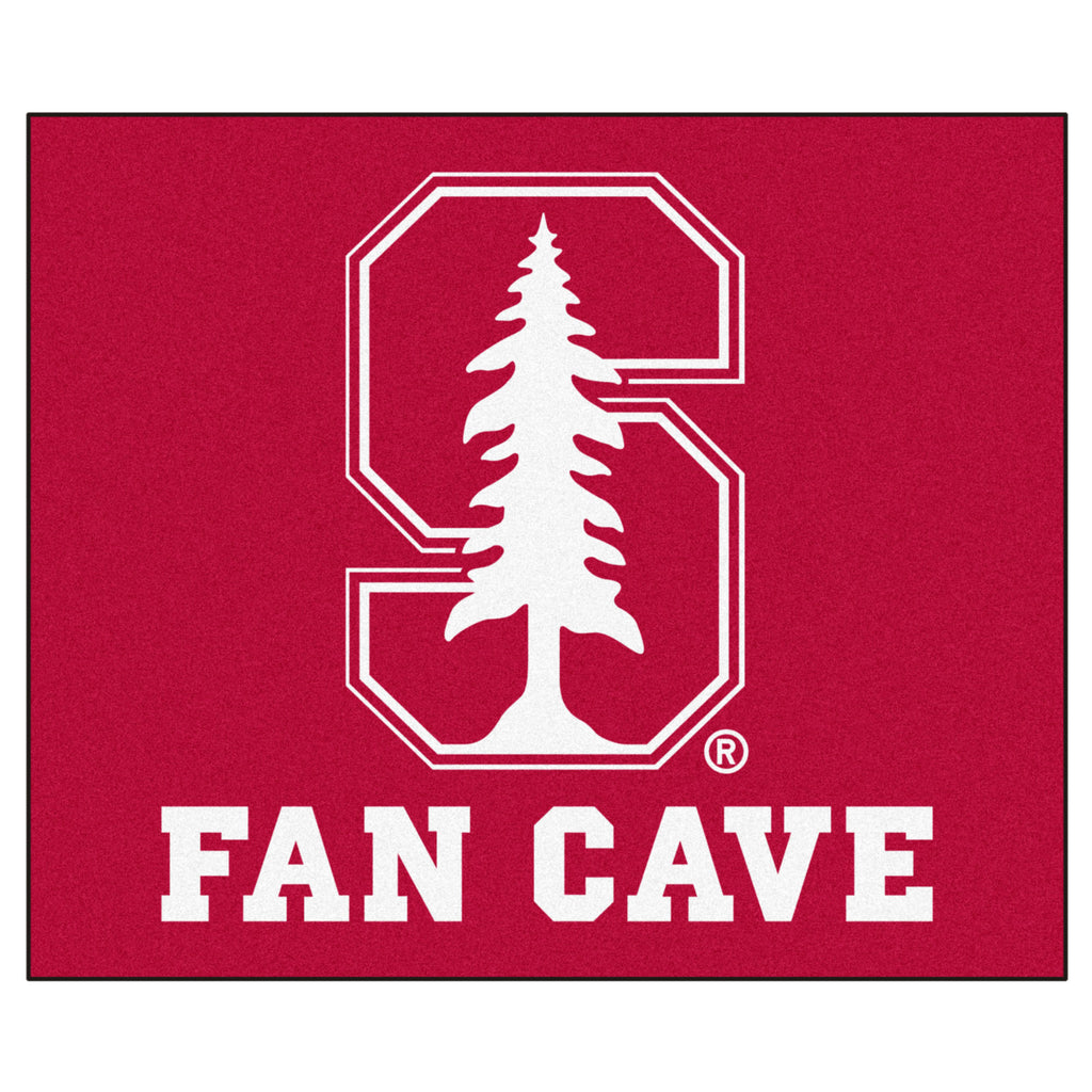 "Stanford University Fan Cave Tailgater 59.5""x71"""
