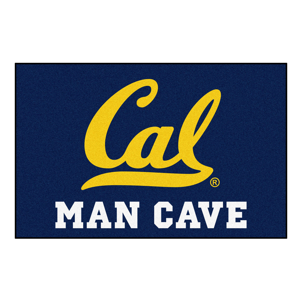 "University of California - Berkeley Man Cave Starter 19""x30"""