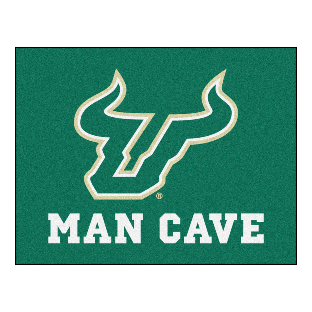 "University of South Florida Man Cave All-Star 33.75""x42.5"""